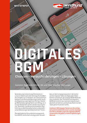 Whitepaper Digitales BGM